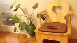 よもぎ蒸し用の椅子
