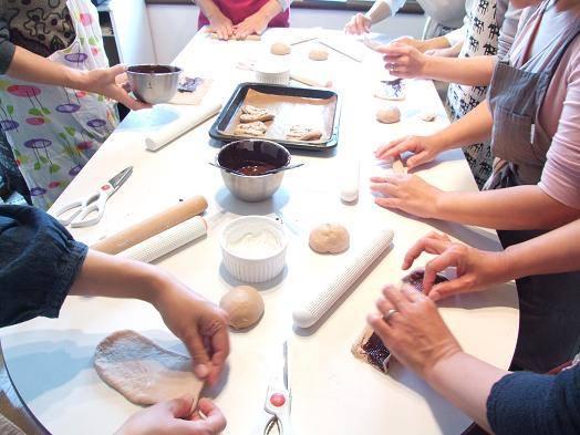 パン料理教室