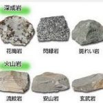 岩石の写真