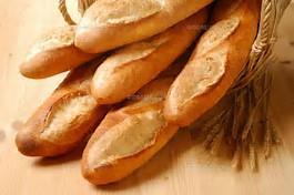 フランスパンの写真